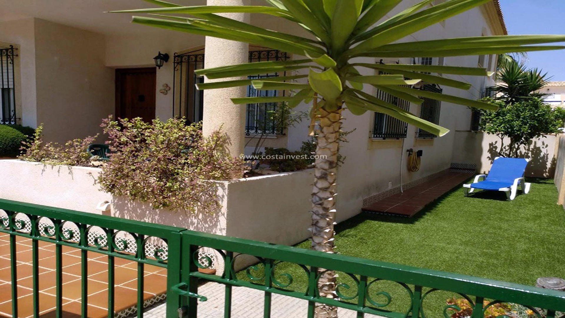Bungalow -                                       Orihuela Costa -                                       2 chambres -                                       6 occupants