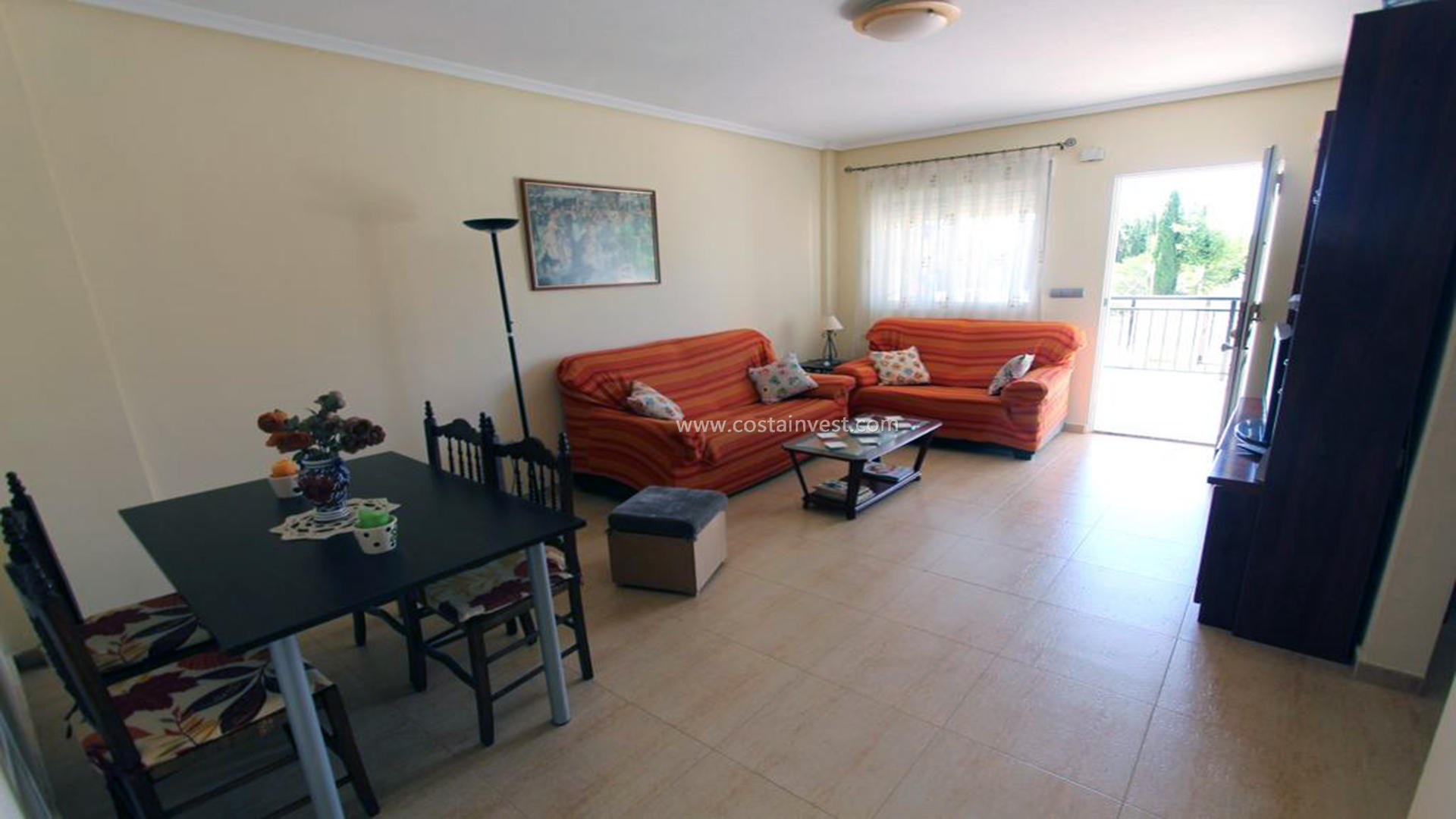 Bungalow -                                       Orihuela Costa -                                       2 chambres -                                       5 occupants