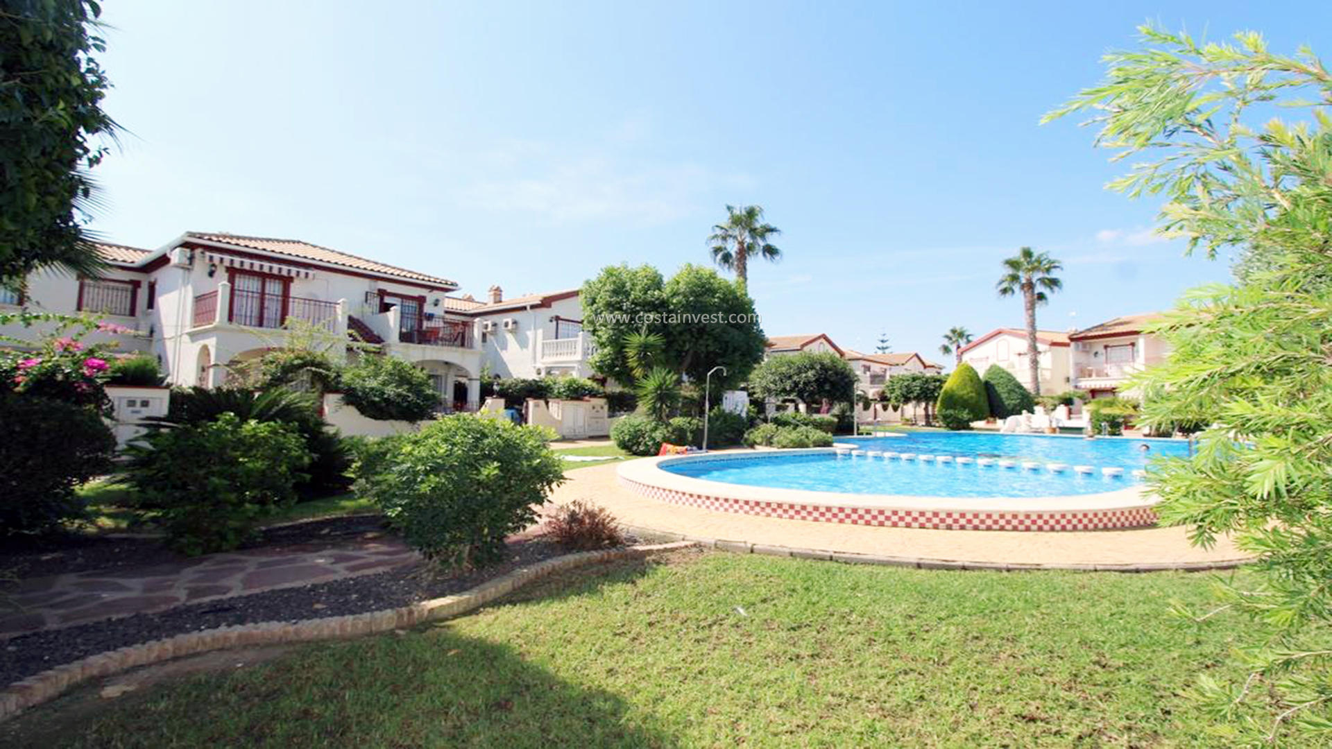 Pavillon /chalet -                                       Orihuela Costa -                                       3 chambres -                                       6 occupants