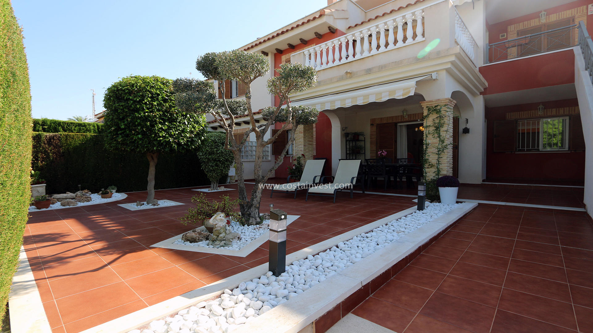 Bungalow -                                       Orihuela Costa -                                       2 chambres -                                       4 occupants
