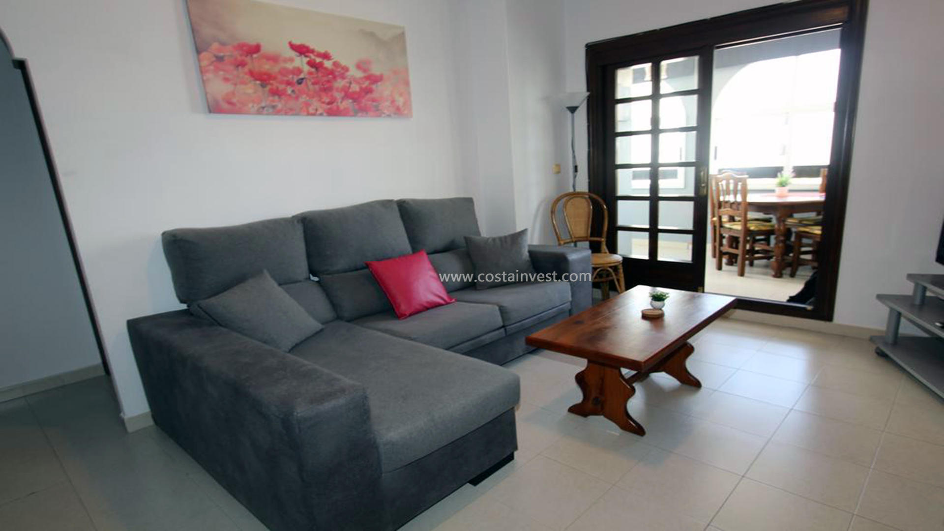 Bungalow -                                       Torrevieja -                                       2 chambres -                                       4 occupants