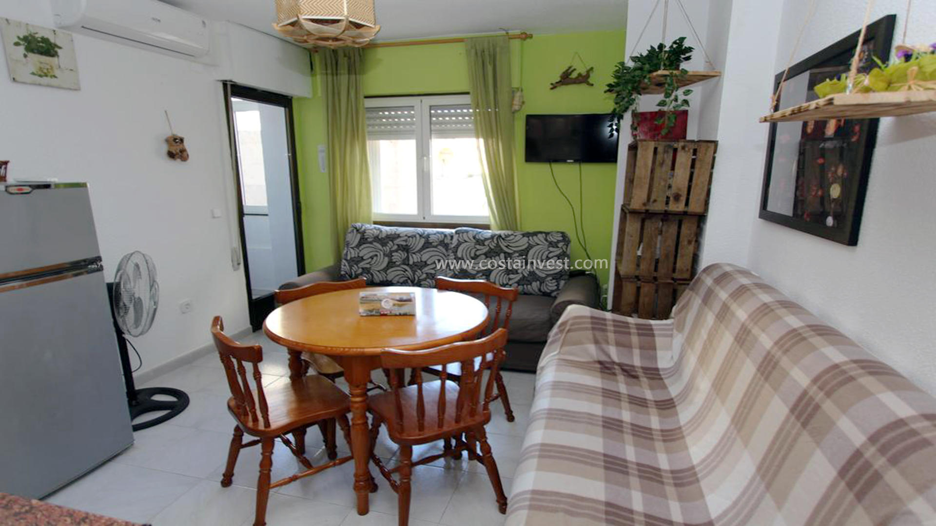 Studio -                                       Torrevieja -                                       0 chambres -                                       3 occupants