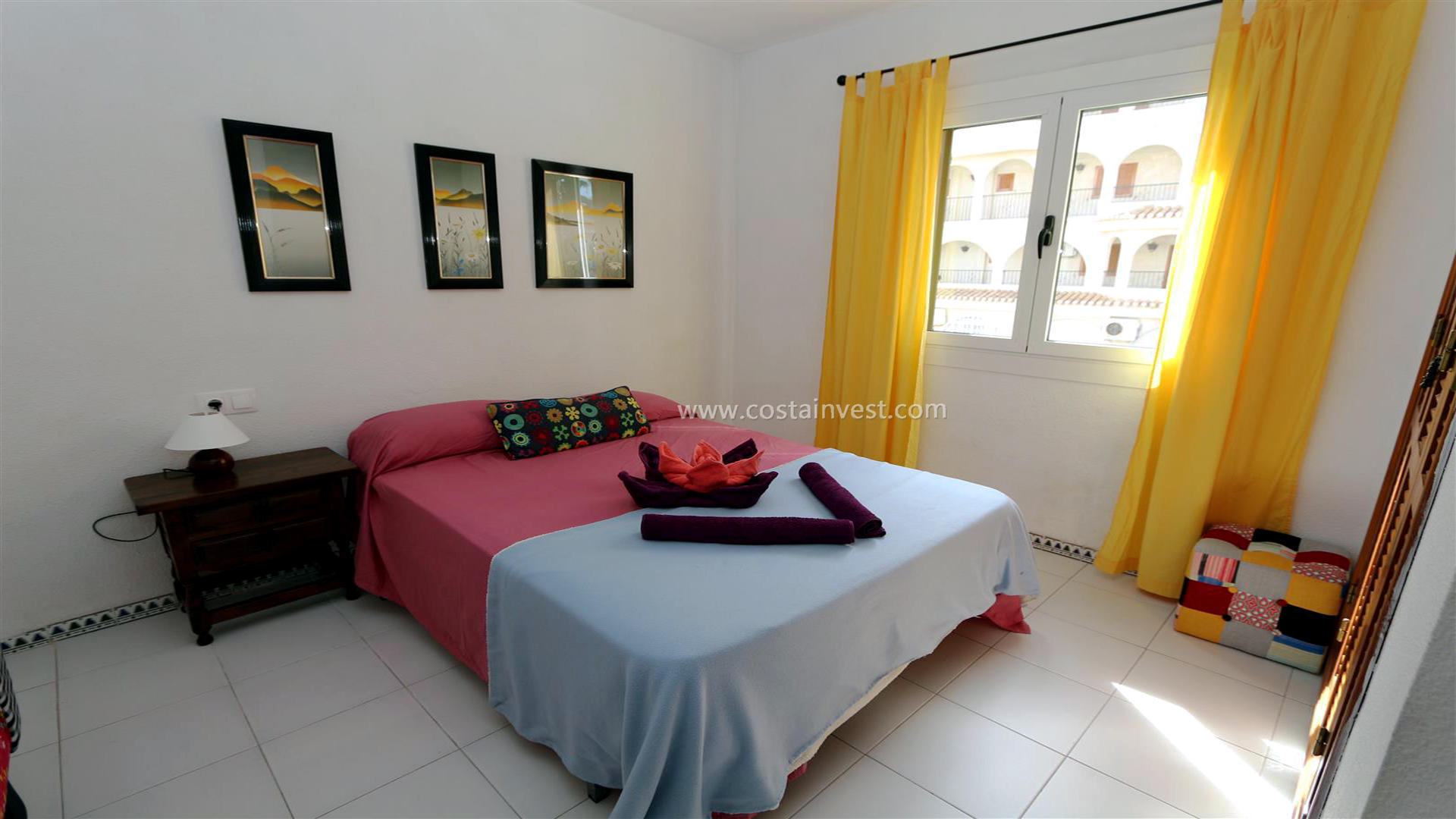 Appartement -                                       La Mata -                                       1 chambres -                                       4 occupants