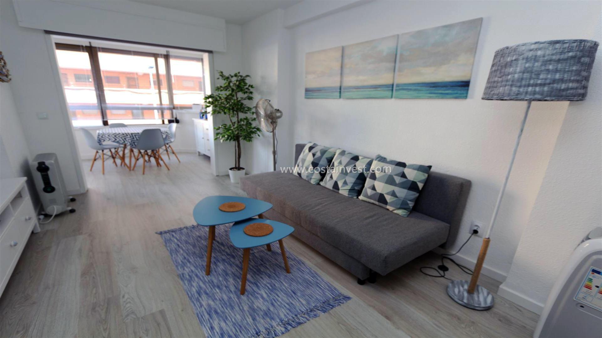 Appartement -                                       La Mata -                                       2 chambres -                                       4 occupants