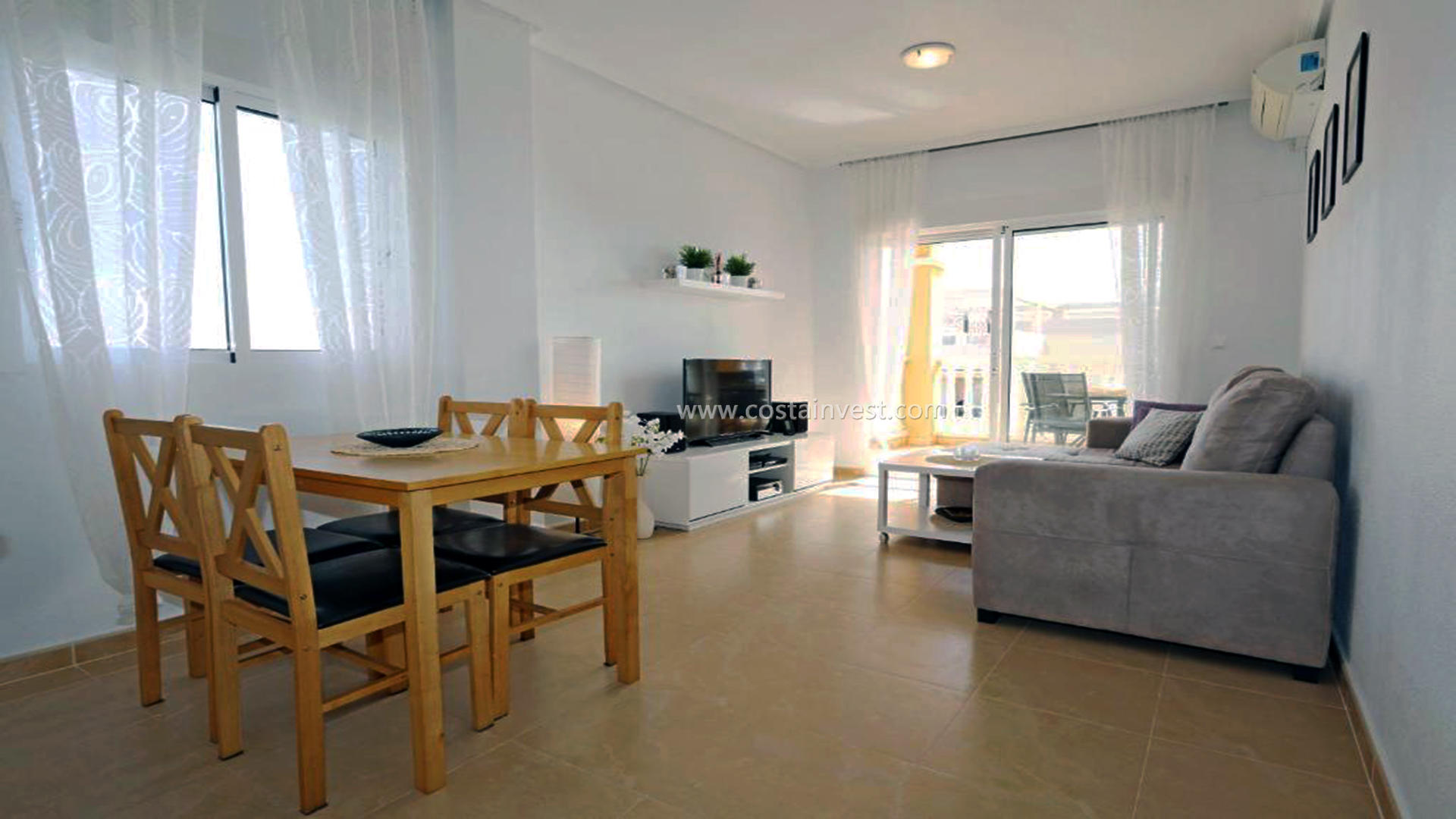 Appartement -                                       La Mata -                                       2 chambres -                                       4 occupants