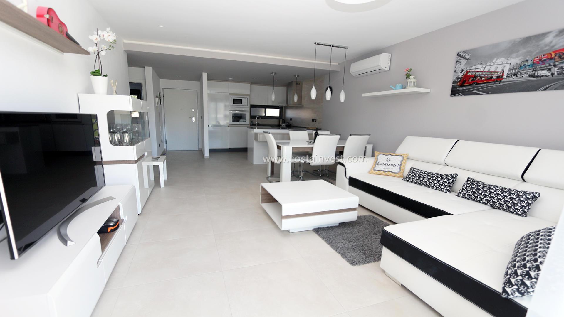 Bungalow -                                       Guardamar Del Segura -                                       3 chambres -                                       6 occupants