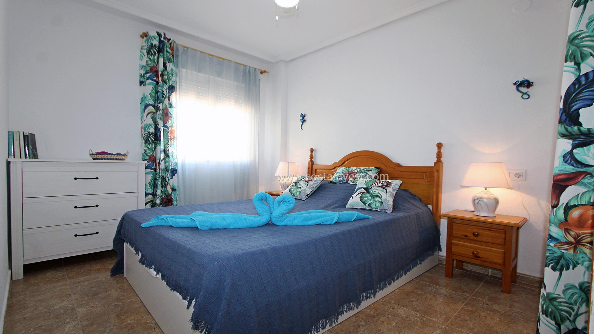 Appartement -                                       Torrevieja -                                       2 chambres -                                       6 occupants