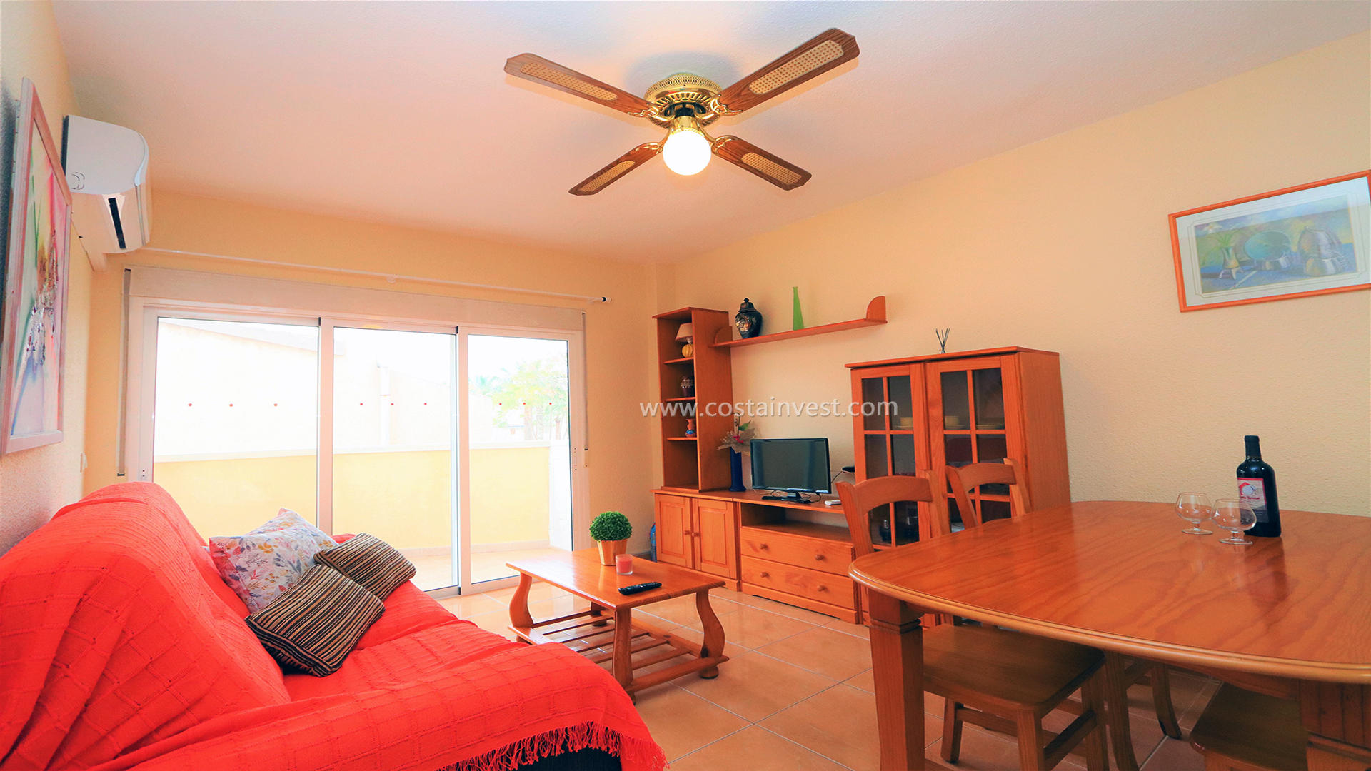 Appartement -                                       Orihuela Costa -                                       1 chambres -                                       2 occupants