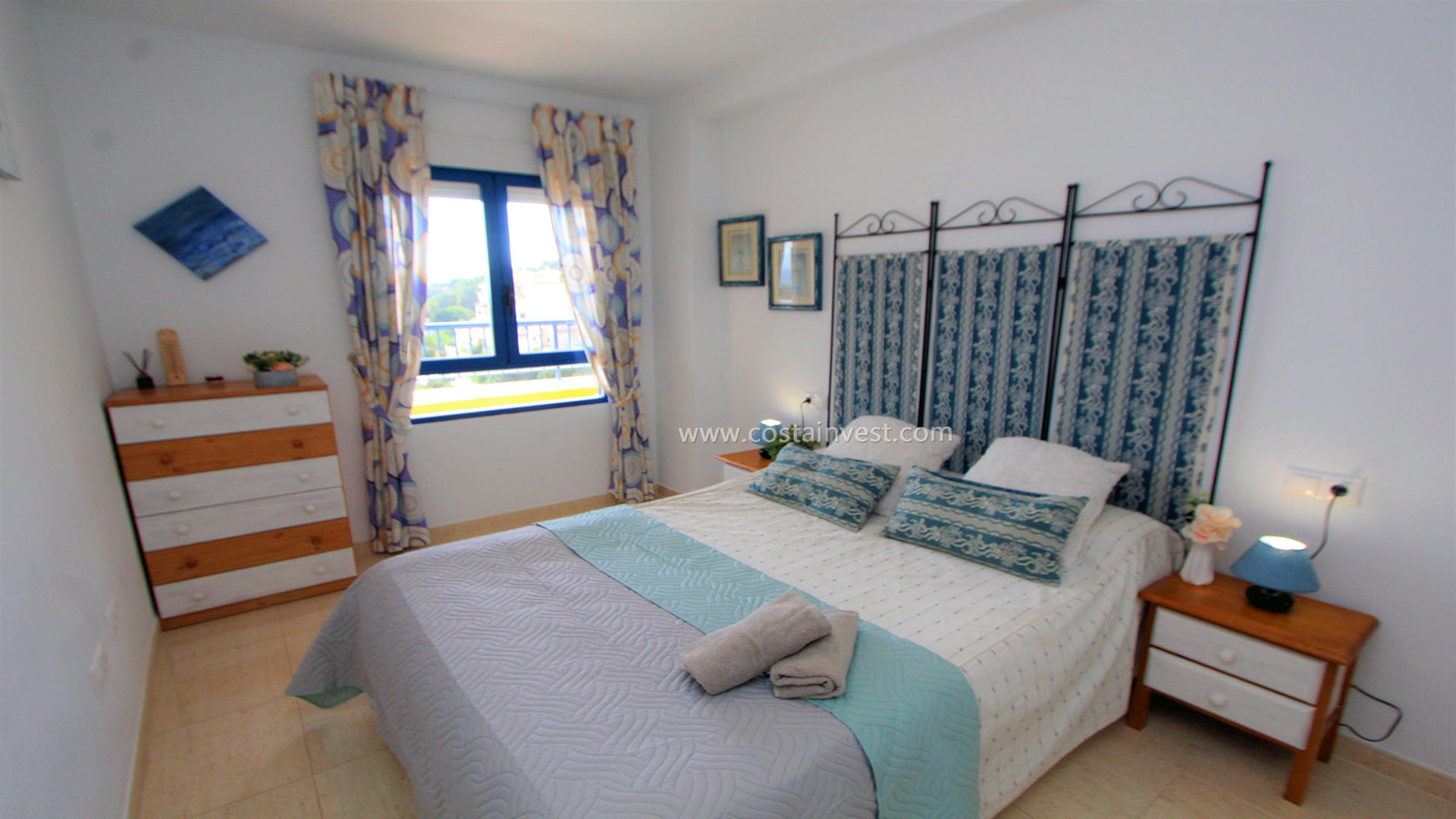 Appartement -                                       Orihuela Costa -                                       1 chambres -                                       4 occupants
